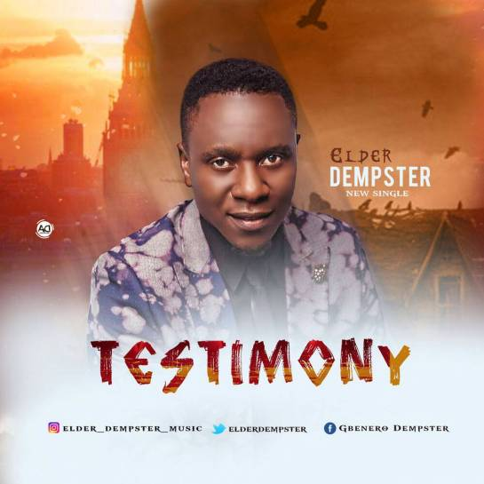Elder Dempster - Testimony [Art cover]