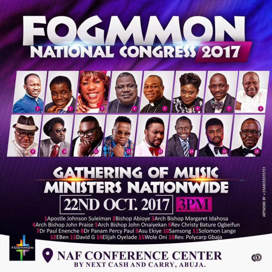 Fogmmon Congress 2017 2