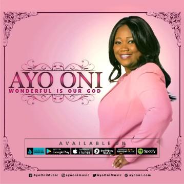 I Will Sing - Ayo Oni
