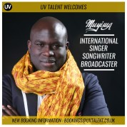 UV Welcomes Muyiwa
