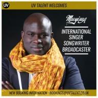UV Welcomes Muyiwa