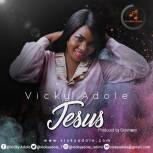 Vicky Adole - Jesus Art Cover