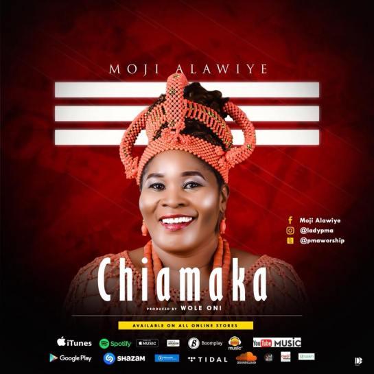 Chiamaka by Moji Alawiye