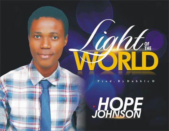 Hope J Light Of The World