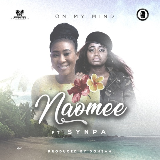 Naomee - On My Mind Ft. Agent Snypa cover art