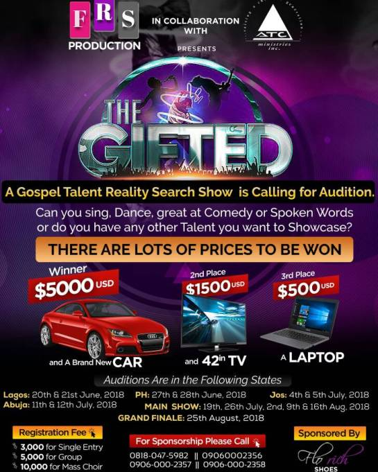 The Gifted Talent Show
