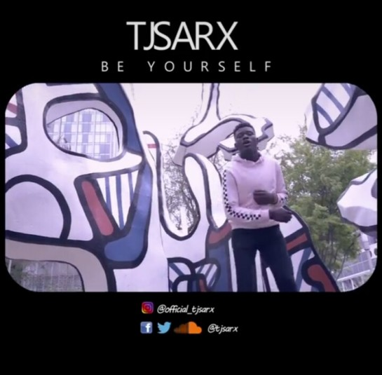 Tjsarx - Be Yourself Cover