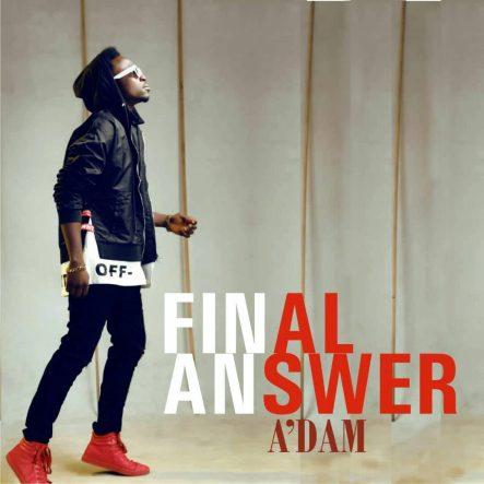 ADAM FINAL ANSWER