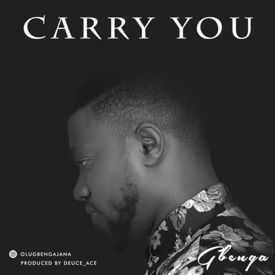 Carry You - Gbenga Ajana artwork
