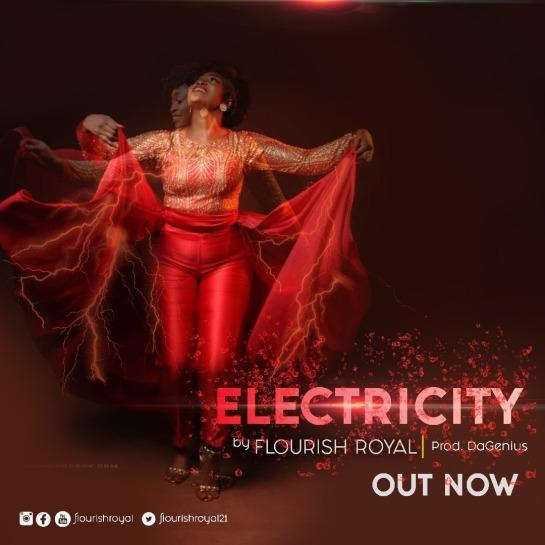 Flourish Royal - Electricity [Art cover]