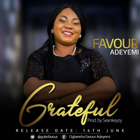 Grateful By Favour Adeyemi