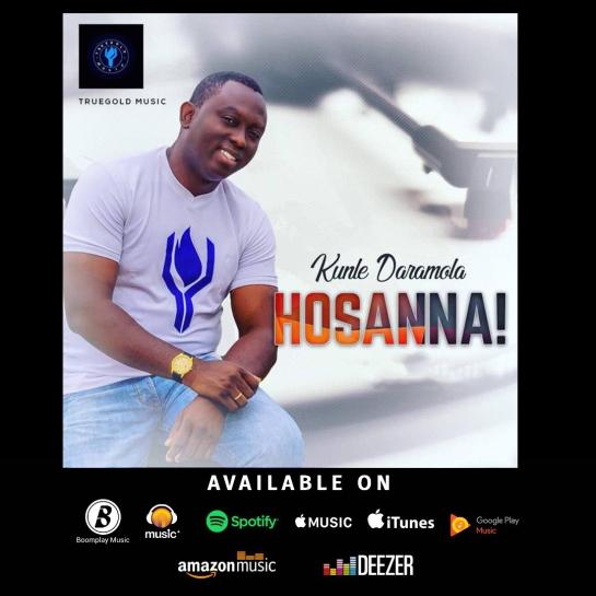 Hosanna - Kunle Daramola- Online Stores