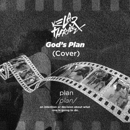 Kelar Thrillz - God's Plan(cover) artwork