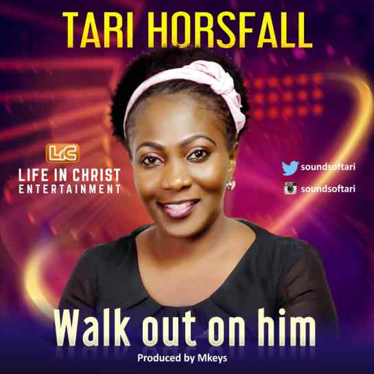 Tarri Horsfall -Walk out on Him art