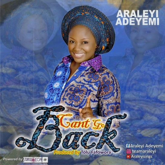 Can't Go Back - Araleyi