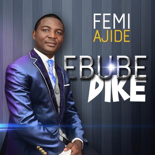 Ebube dike cover