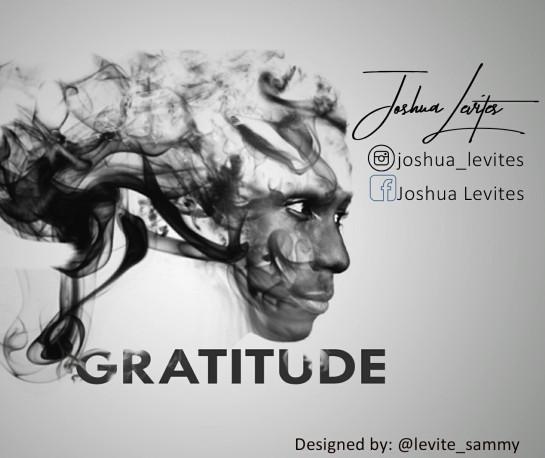 Gratitude - Joshua Levite