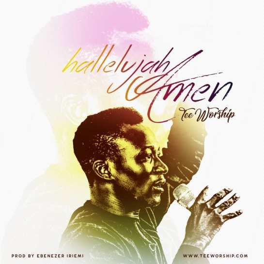 Hallelujah Amen - Tee Worship