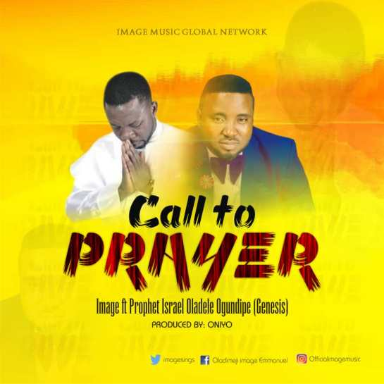 Image – Call to Prayer ft Israel Oladele