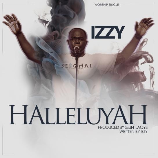 Izzy - Halleluyah [Art cover]