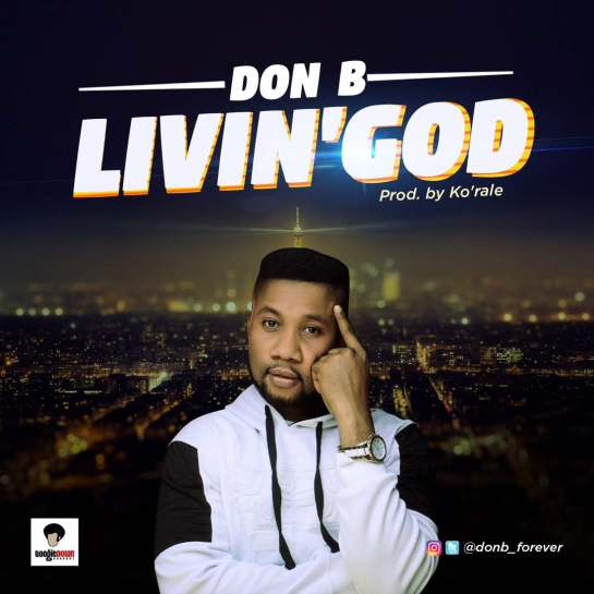 Living God - Don B