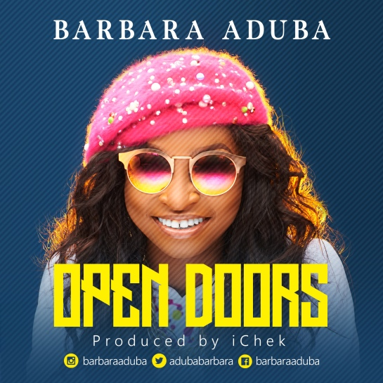 Open Doors - Barbara Aduba