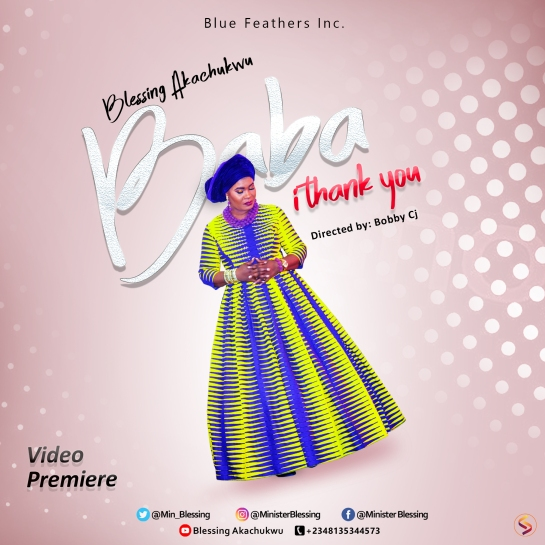Baba I Thank You - blessing akachukwu