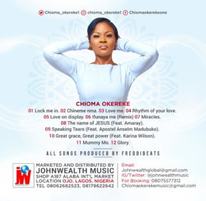 Deep Soul Rhythms By Chioma Okereke (1)