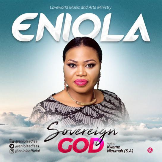 Eniola – Sovereign God