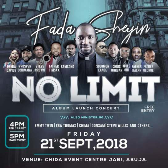 Fada Sheyin No Limit