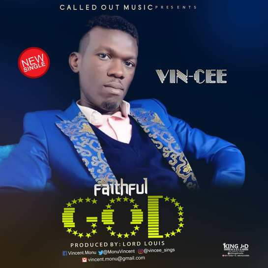 Faithful God - Vin-Cee