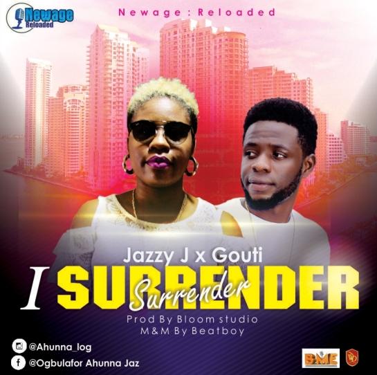 Jazzy J - I Surrender