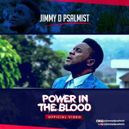 Jimmy D Psalmist - Power In The Blood