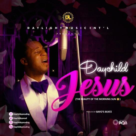Daychild - Jesus - Artwork