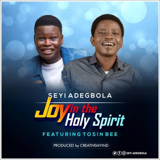 Seyi Adegbola - Joy in the Holy Spirit - Artwork
