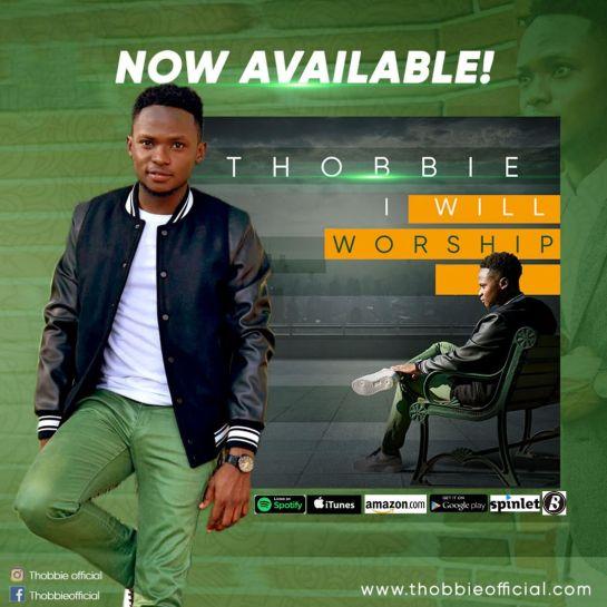Thobbie_I Will Worship_Stores