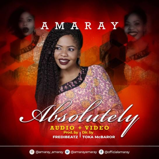 Absolutely - Amaray