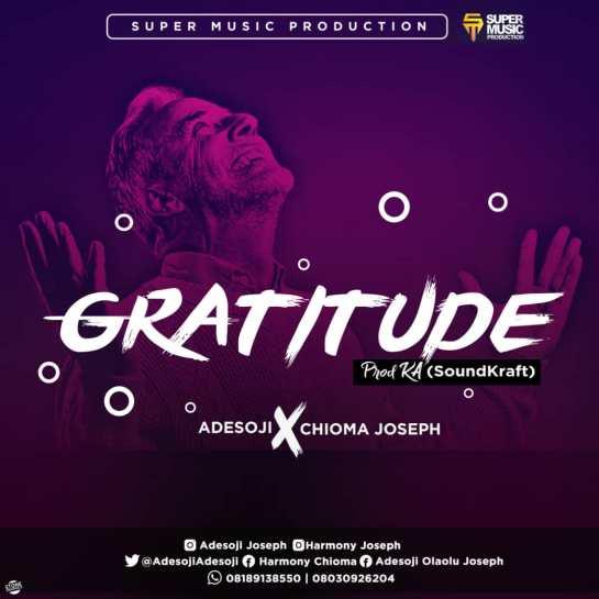 Adesoji X Harmony - Gratitude