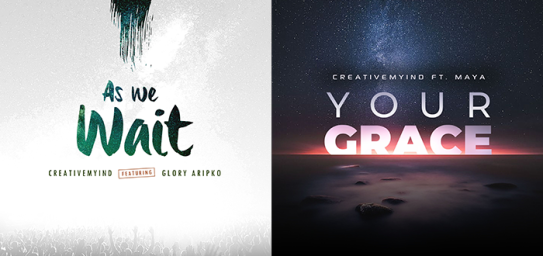 As We Wait + Your Grace - CreativeMyind