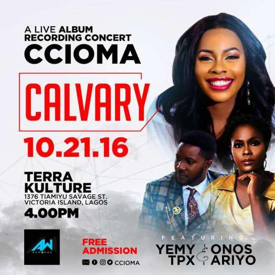 Ccioma Live Recording Concert