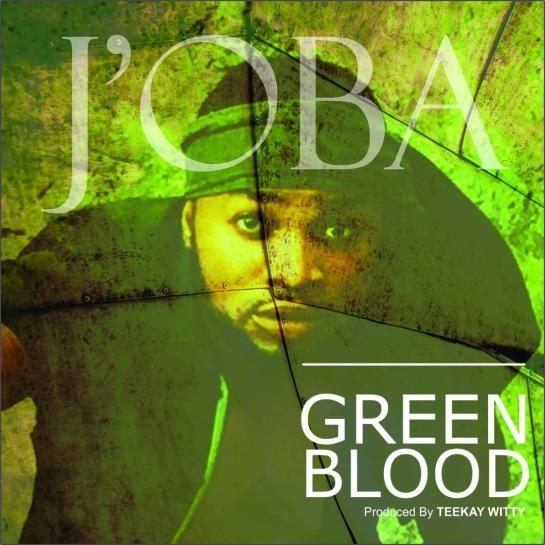Green Blood - J_Oba