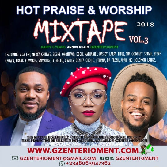 HOT PRAISE AND WORSHIP 3