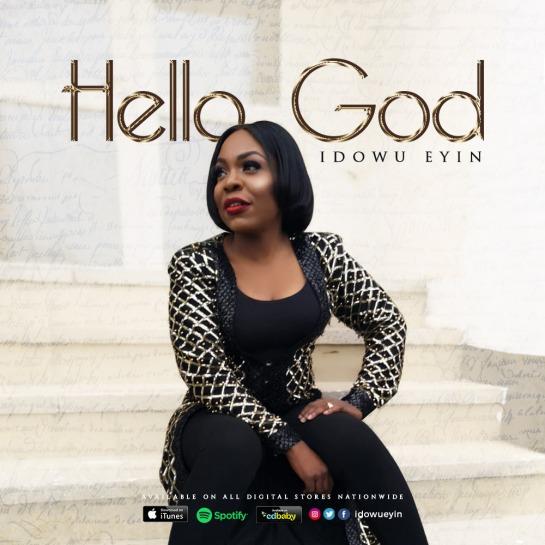 Idowu Eyin - Hello God [Art cover]