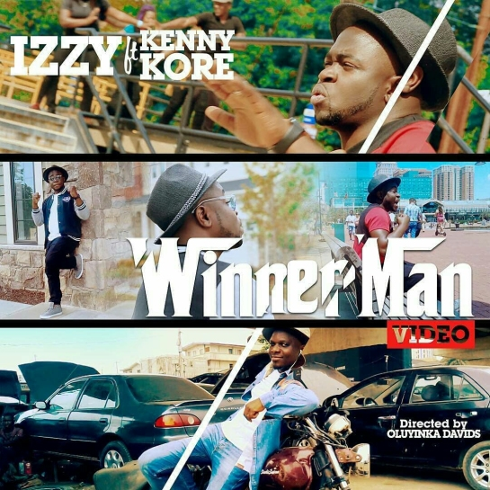 Izzy - Winner Man Feat Kenny Kore [Art cover]