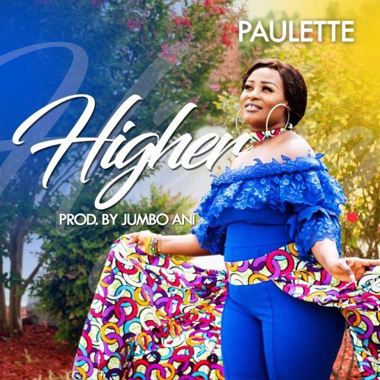 Paulette - Higher [Art cover] (1)