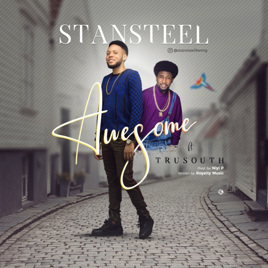 STANSTEEL AWESOME MAIN ART mode-1