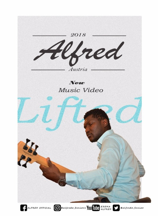 Alfred - Lifted Cover