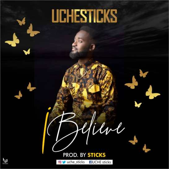 I believe art by Uche sticks