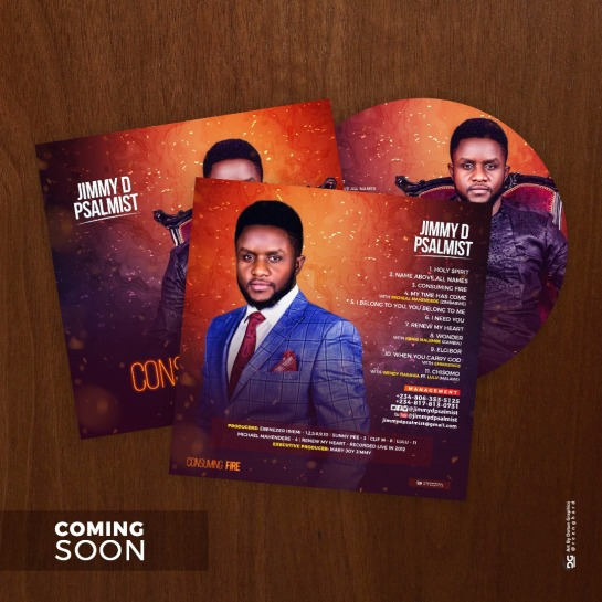 JIMMY D PSALMIST ALBUM