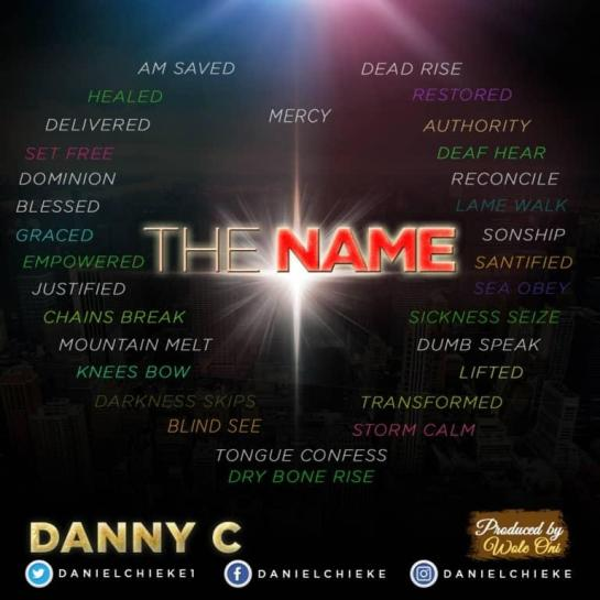 The Name - Danny C